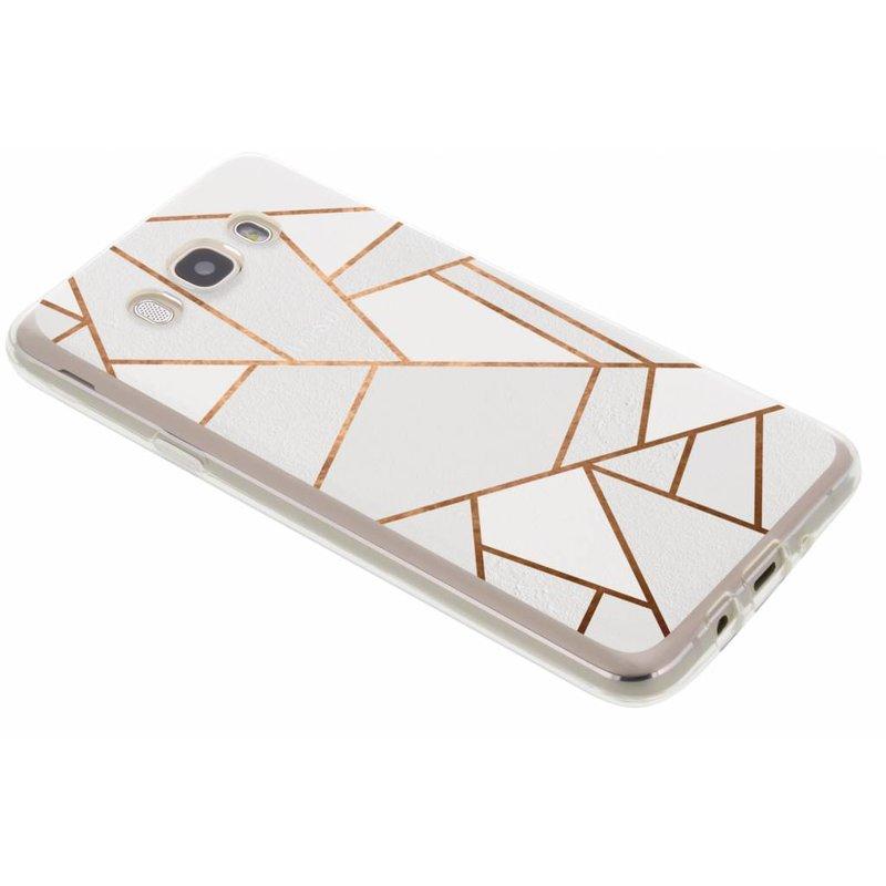 Design TPU hoesje Samsung Galaxy J7 (2016)