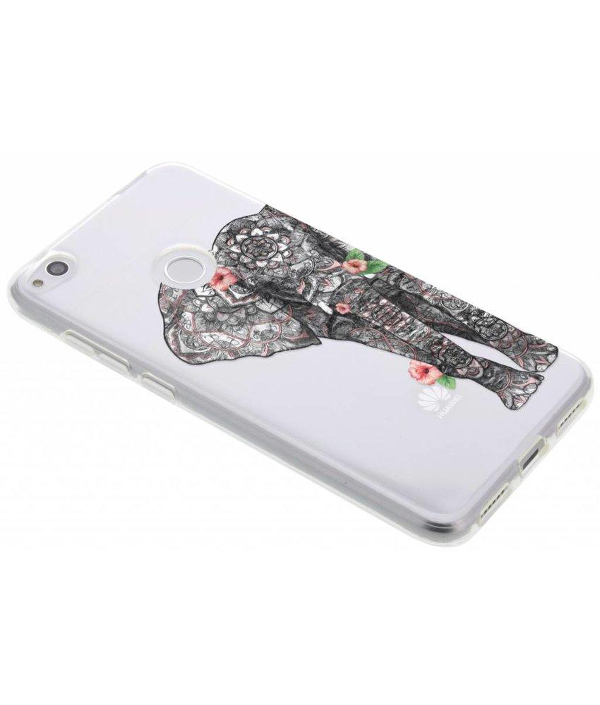 Design TPU hoesje Huawei P8 Lite (2017) / P9 Lite (2017)