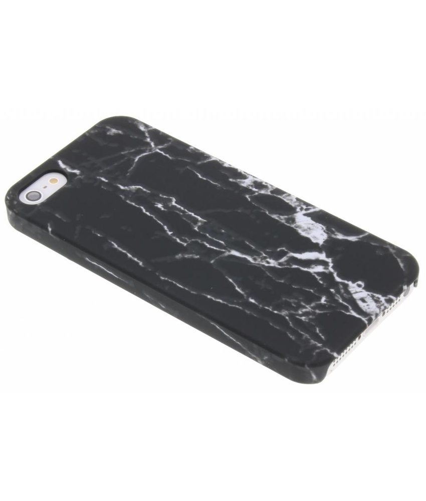 Marmer look hardcase hoesje iPhone 5 / 5s / SE