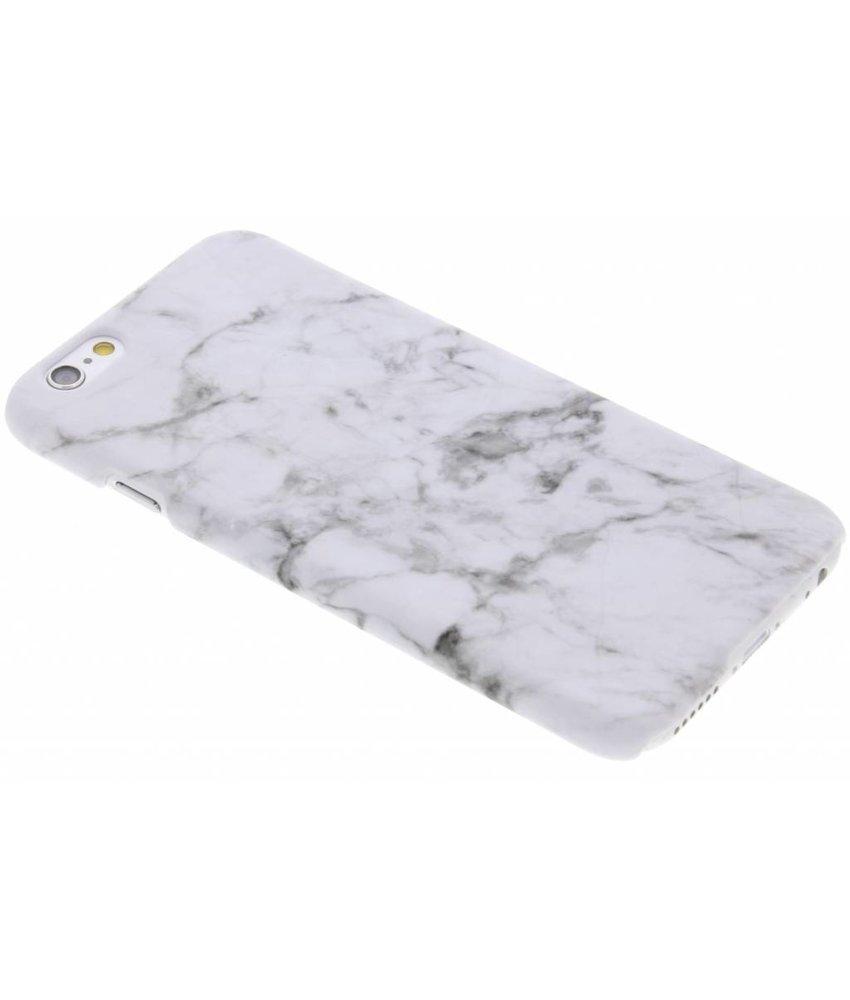 Marmer look hardcase hoesje iPhone 6 / 6s