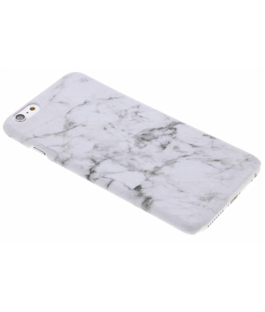 Marmer look hardcase hoesje iPhone 6(s) Plus