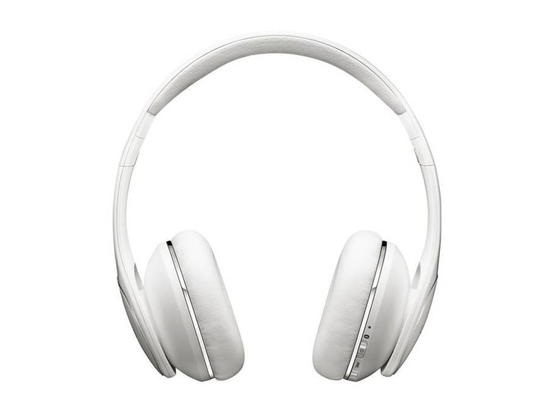 Samsung Witte Level On Bluetooth Headset