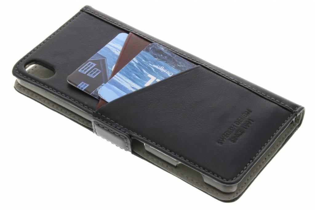 Sigtuna Foliowallet Pour Sony Xperia Xa - Café a7wVW8
