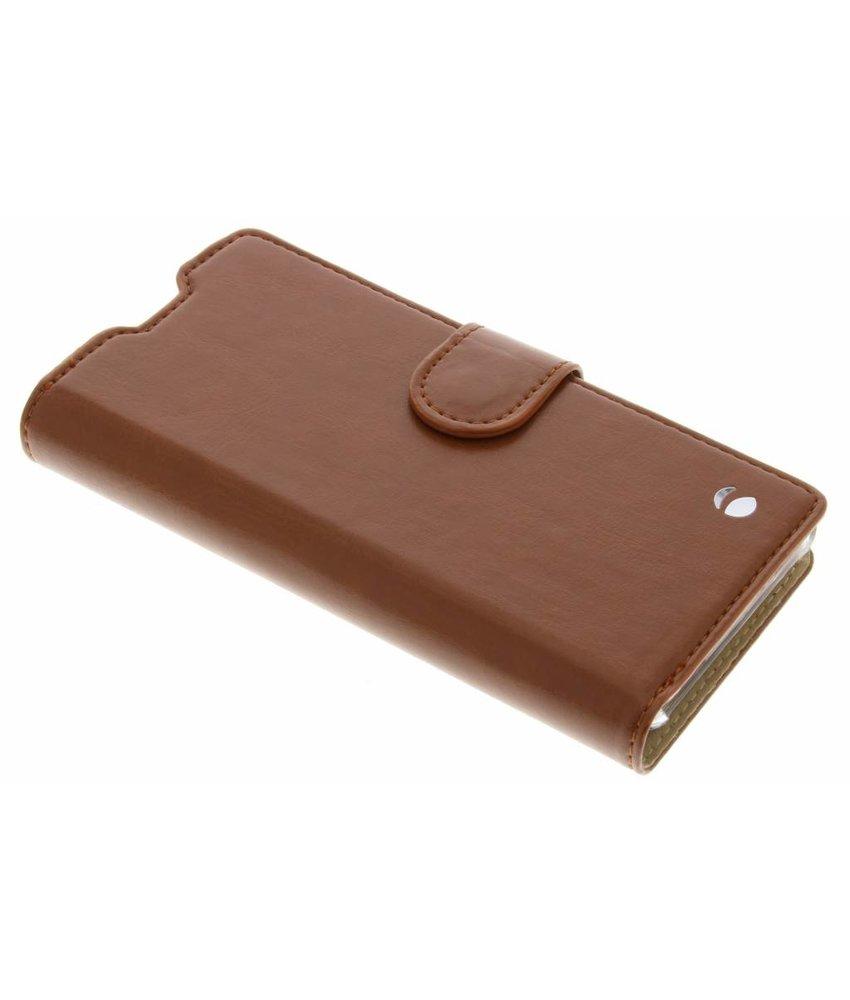 Krusell Ekerö FolioWallet 2-in-1 Sony Xperia XA - Cognac