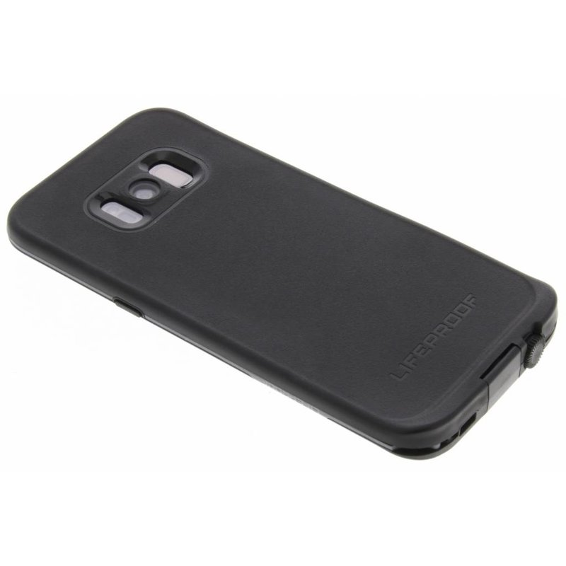 LifeProof Zwart FRĒ Case Samsung Galaxy S8