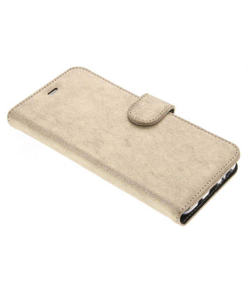 Accezz Glitter Wallet TPU Booklet Samsung Galaxy S8