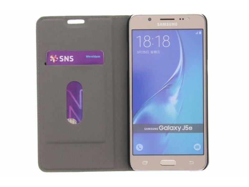 Samsung Galaxy J5 (2016) hoesje - Lama Design Booklet voor