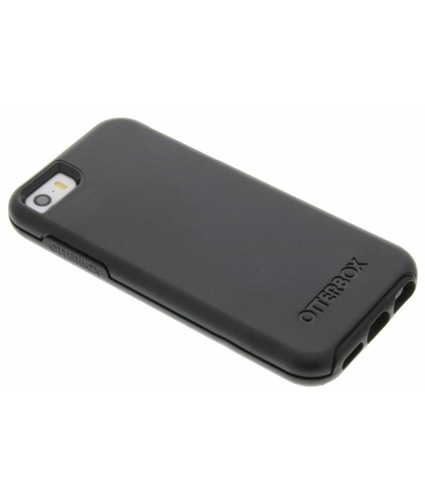 OtterBox Symmetry Series Case iPhone 5 / 5s / SE - Zwart