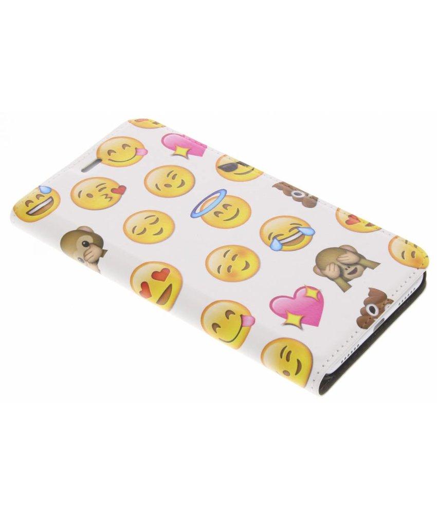 Emoji Design Booklet Huawei P8 Lite (2017)