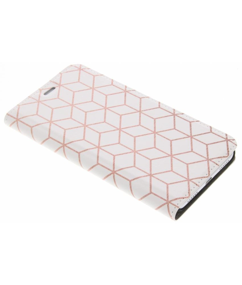 Cubes Design Booklet Huawei P8 Lite (2017) / P9 Lite (2017)