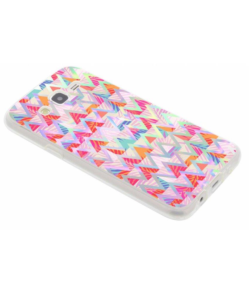 Holographic design case Samsung Galaxy J5