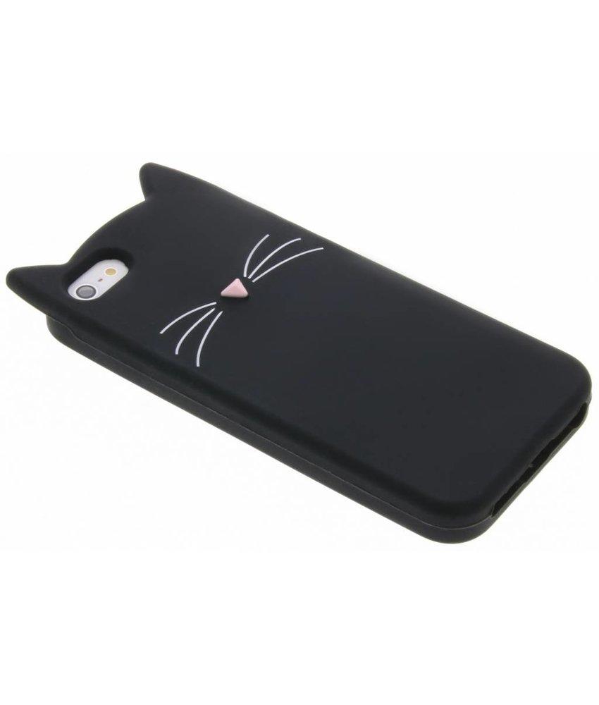 Kat TPU hoesje iPhone 5 / 5s / SE