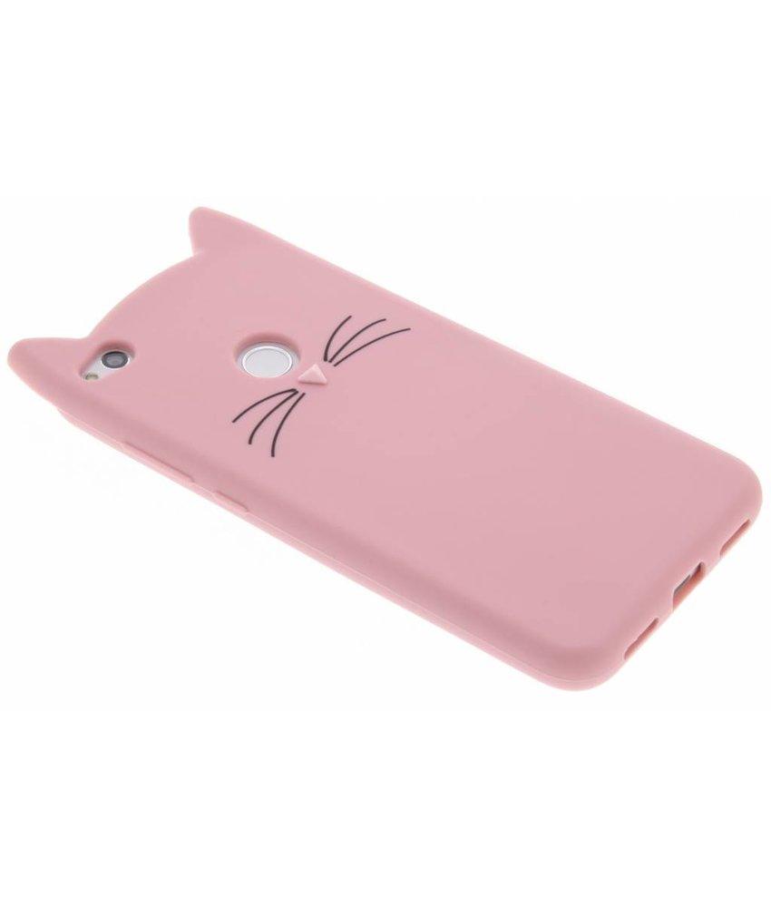 Kat TPU hoesje Huawei P8 Lite (2017) / P9 Lite (2017)