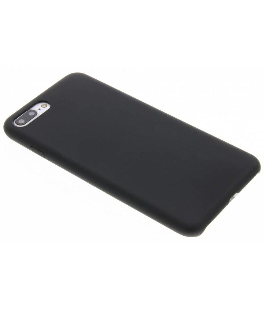 Fonex Zwart Silicone Case iPhone 8 Plus / 7 Plus
