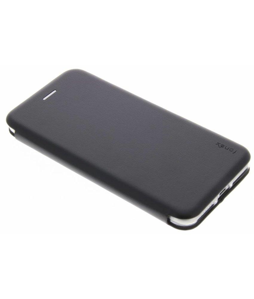 Fonex Zwart Profile Book Case iPhone 8 Plus / 7 Plus