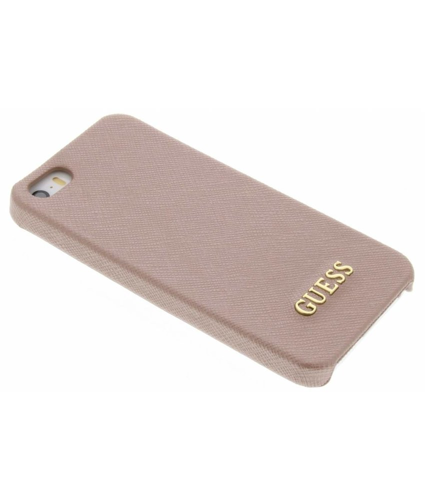 Guess Saffiano Collection Hard Case iPhone 5 / 5s / SE