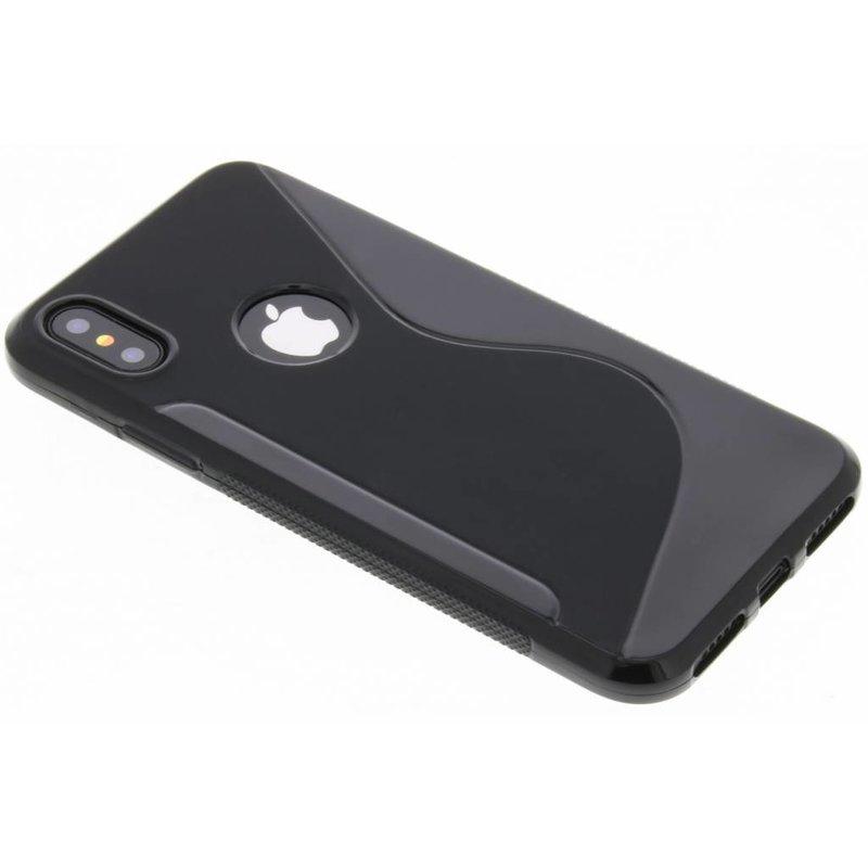 S-line TPU hoesje iPhone Xs / X
