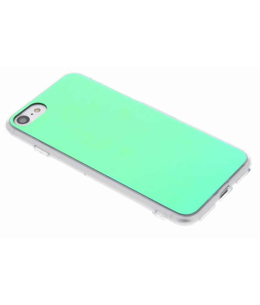 Accezz Groen Sunny Case iPhone 8 / 7