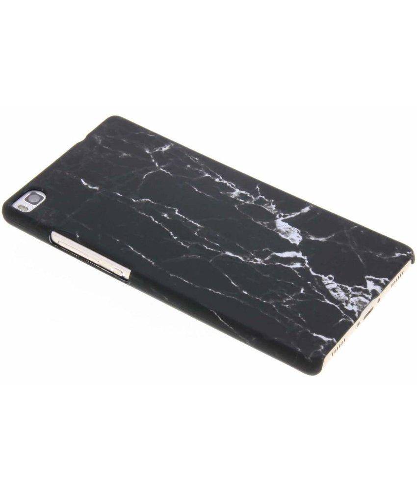 Marmer look hardcase hoesje Huawei P8