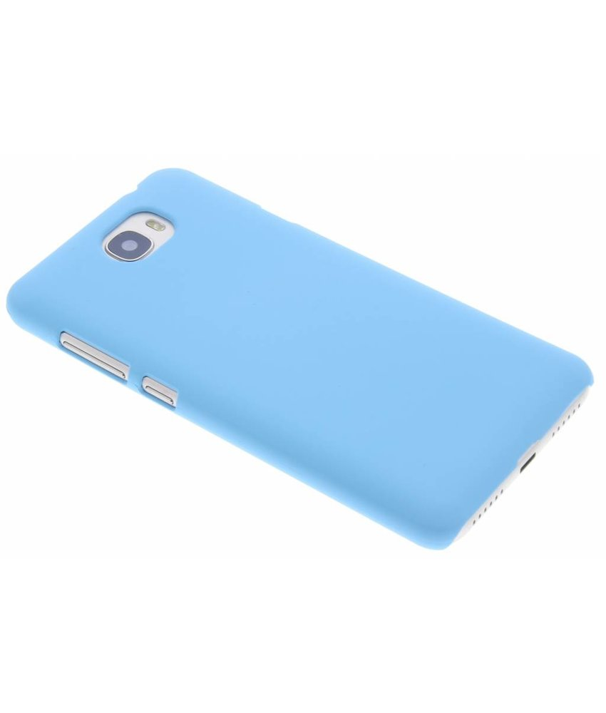 Lichtblauw effen hardcase hoesje Huawei Y5 2 / Y6 2 Compact