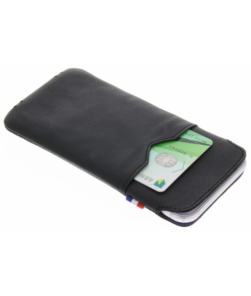 Decoded Leather Pouch met strap iPhone 6 / 6s