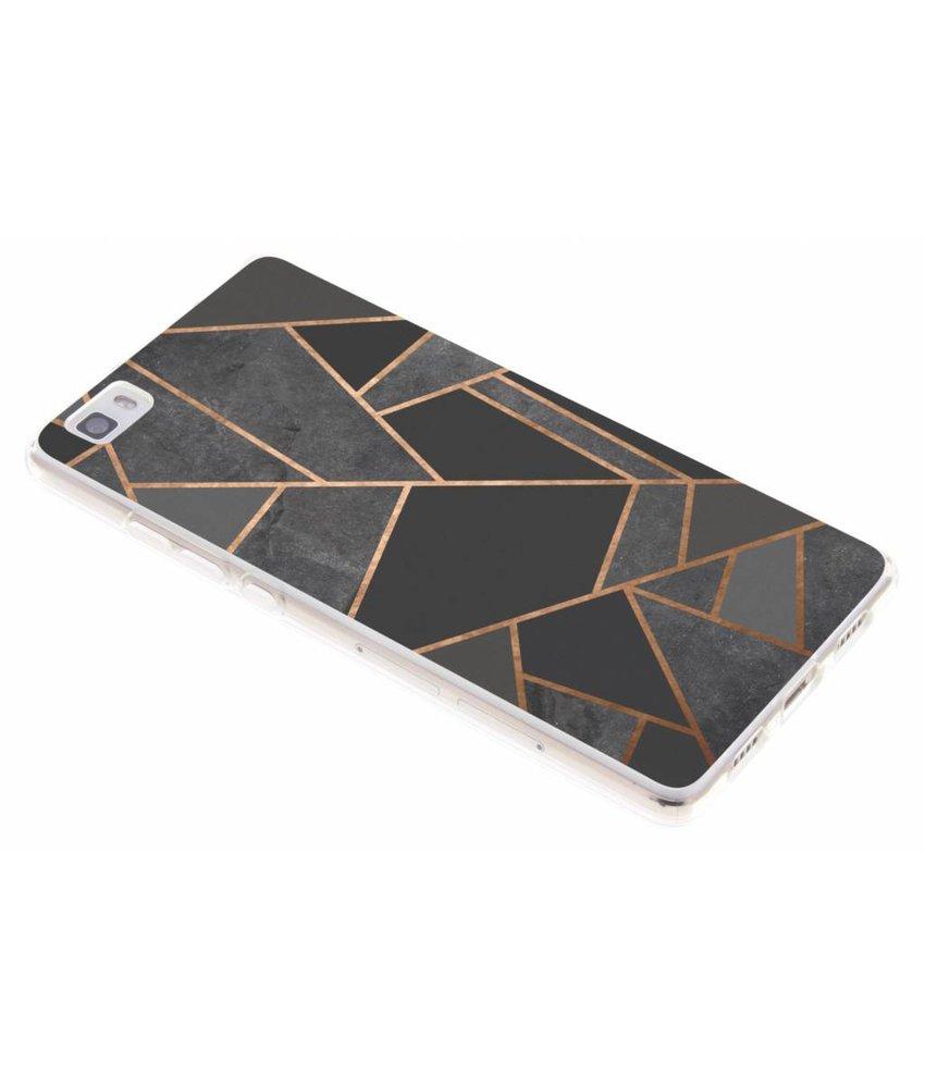 Design TPU hoesje Huawei P8 Lite