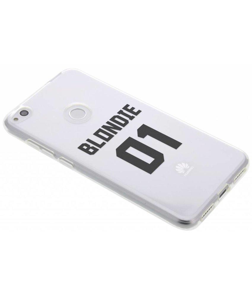Blondie TPU hoesje Huawei P8 Lite (2017)