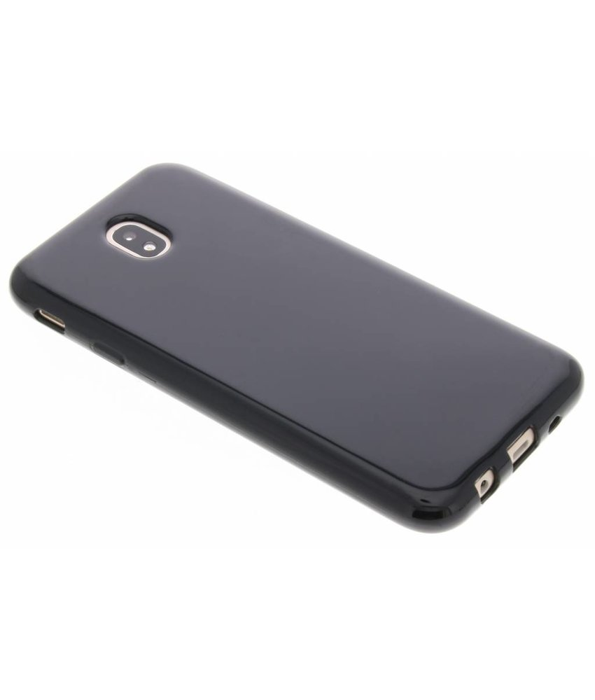 Zwart gel case Samsung Galaxy J7 (2017)