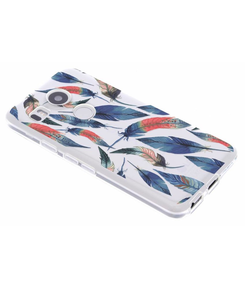 Ibiza feather case LG Nexus 5X