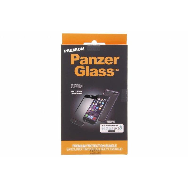 "PanzerGlass Full Body Screenprotector iPhone 8 / 7s / 7 / 6s / 6 €"" Zwart"
