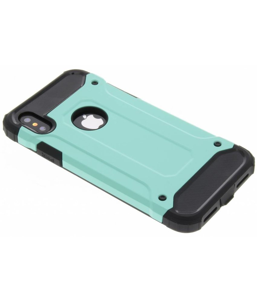 Mintgroen Rugged Xtreme Case iPhone X