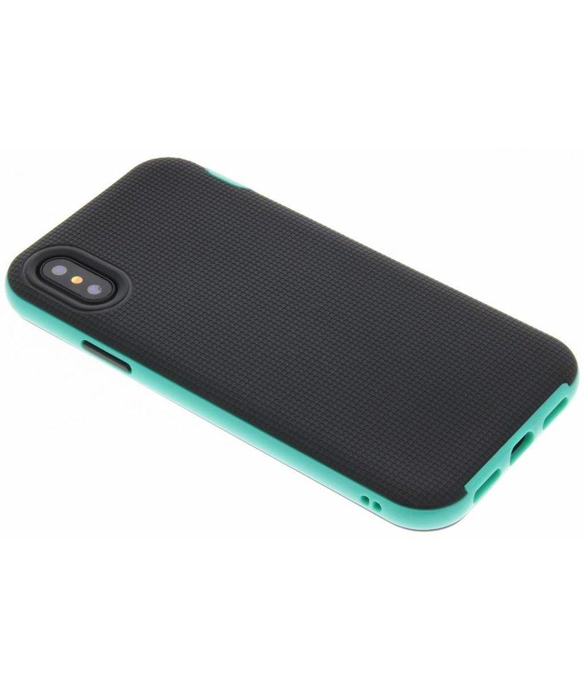 Mintgroen TPU Protect Case iPhone Xs / X