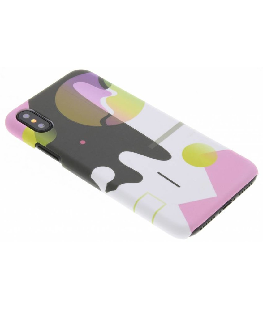 Design hardcase hoesje iPhone Xs / X