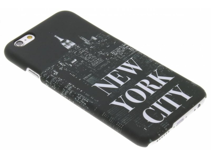 iPhone 6 / 6s hoesje - New York design hardcase