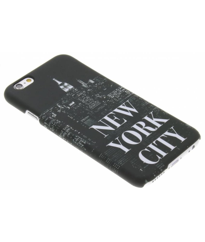 Design hardcase hoesje iPhone 6 / 6s