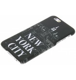 New York design hardcase hoesje voor de iPhone 6 / 6s
