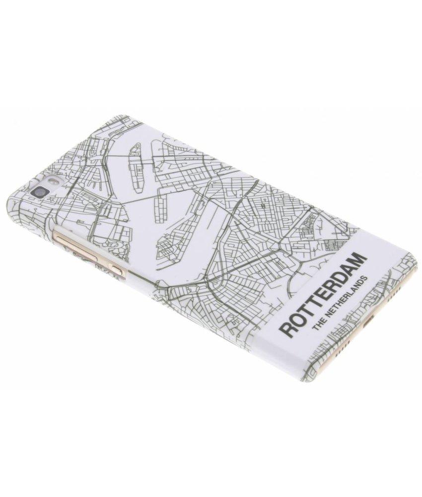 Citymap design hardcase hoesje Huawei P8 Lite