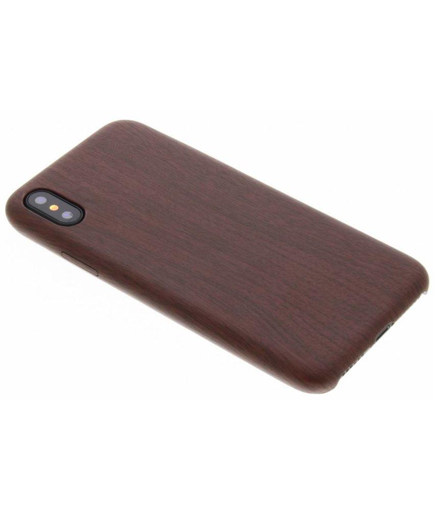 Houten TPU Case iPhone Xs / X