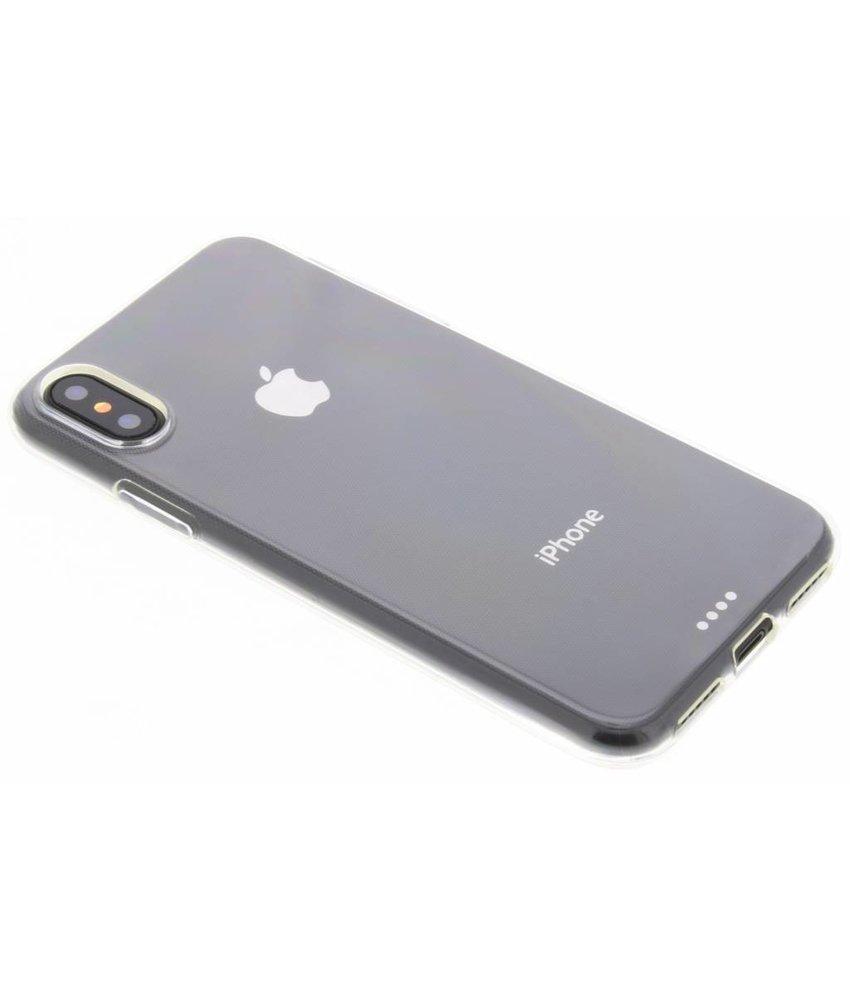 Accezz TPU Clear Cover iPhone X