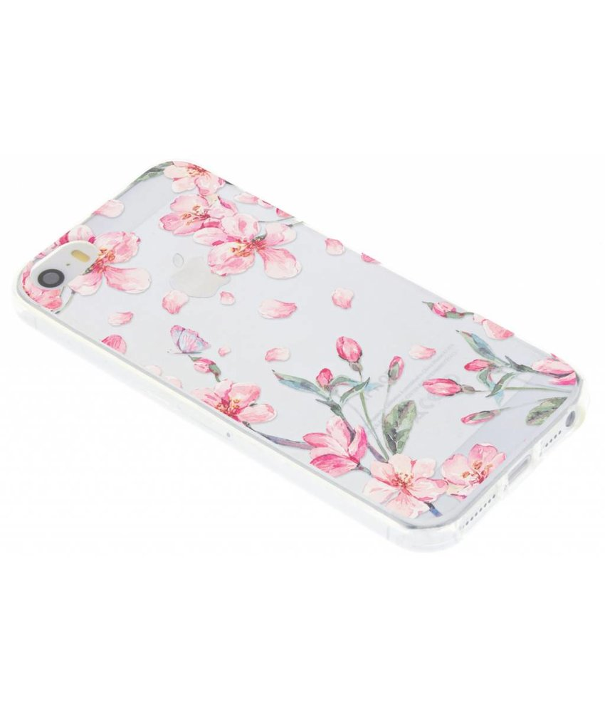 Bloesem TPU hoesje iPhone 5 / 5s