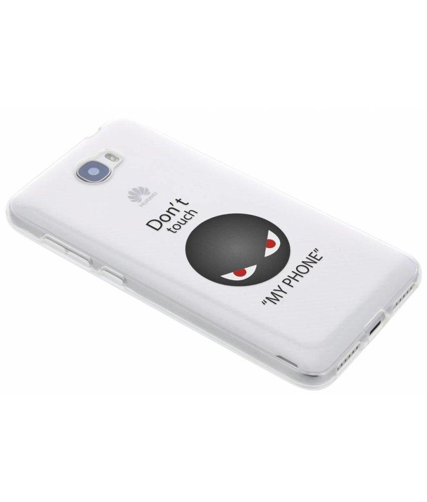 Design TPU siliconen hoesje Huawei Y5 2 / Y6 2 Compact
