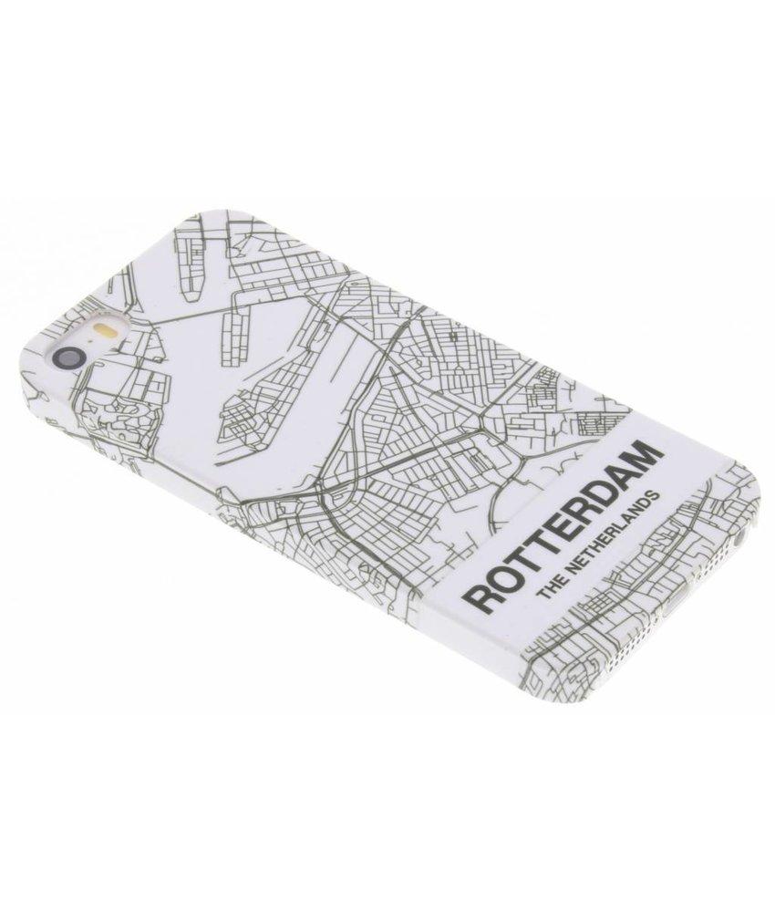 Citymap design hardcase hoesje iPhone 5 / 5s / SE