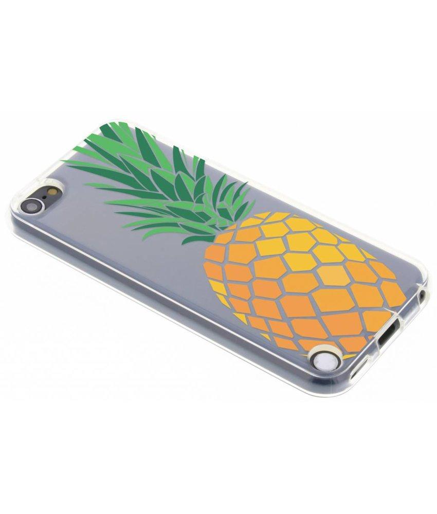 Transparant fruit design TPU hoesje iPod 5g / 6