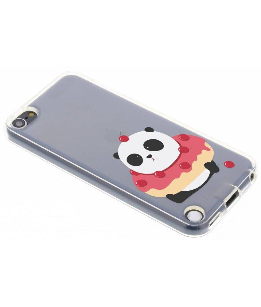 Panda design TPU hoesje iPod Touch 5g / 6g