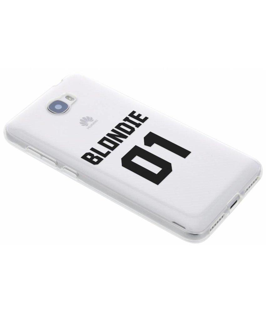 Blondie TPU hoesje Huawei Y5 2 / Y6 2 Compact