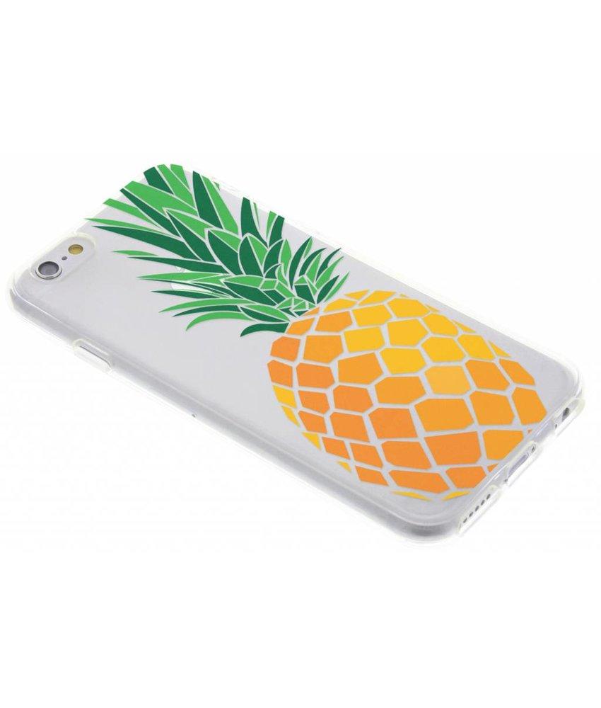 Transparant fruit design TPU hoesje iPhone 6 / 6s
