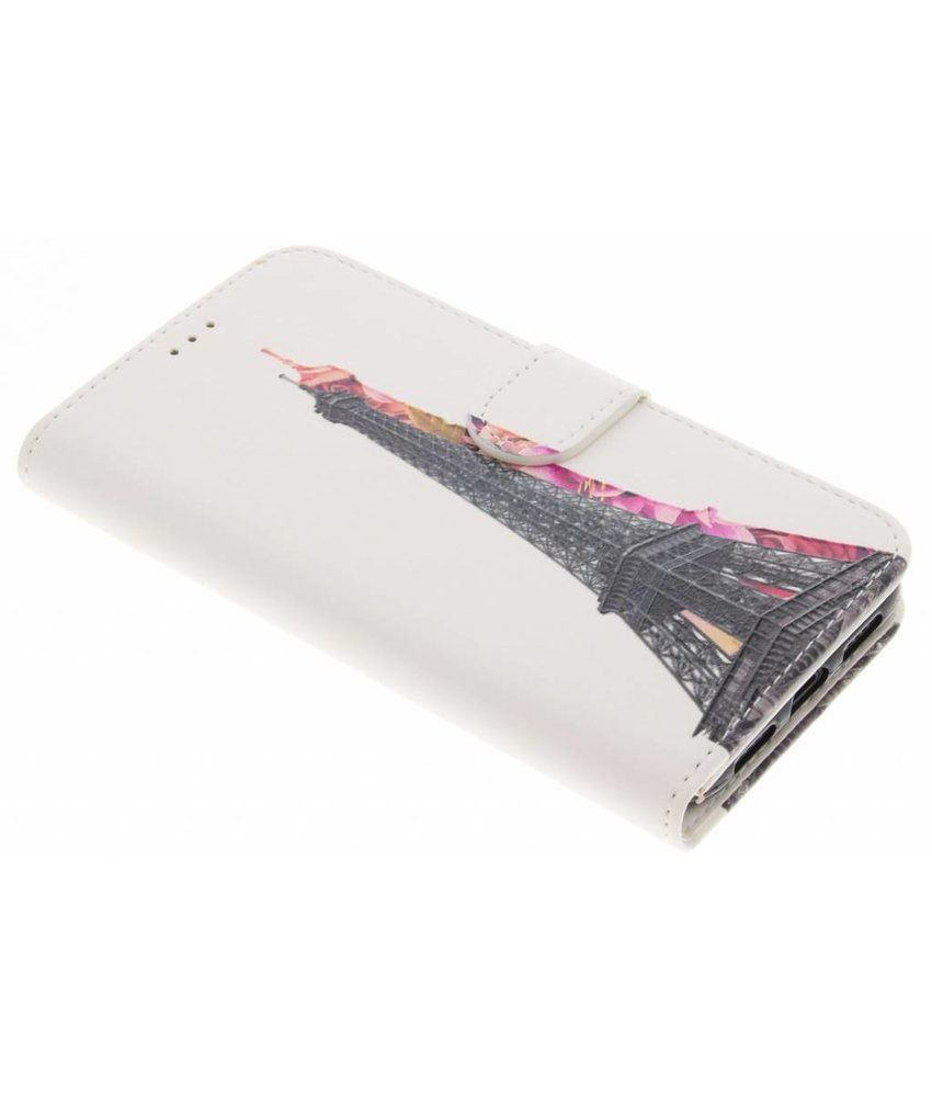Design TPU booktype hoes iPhone X