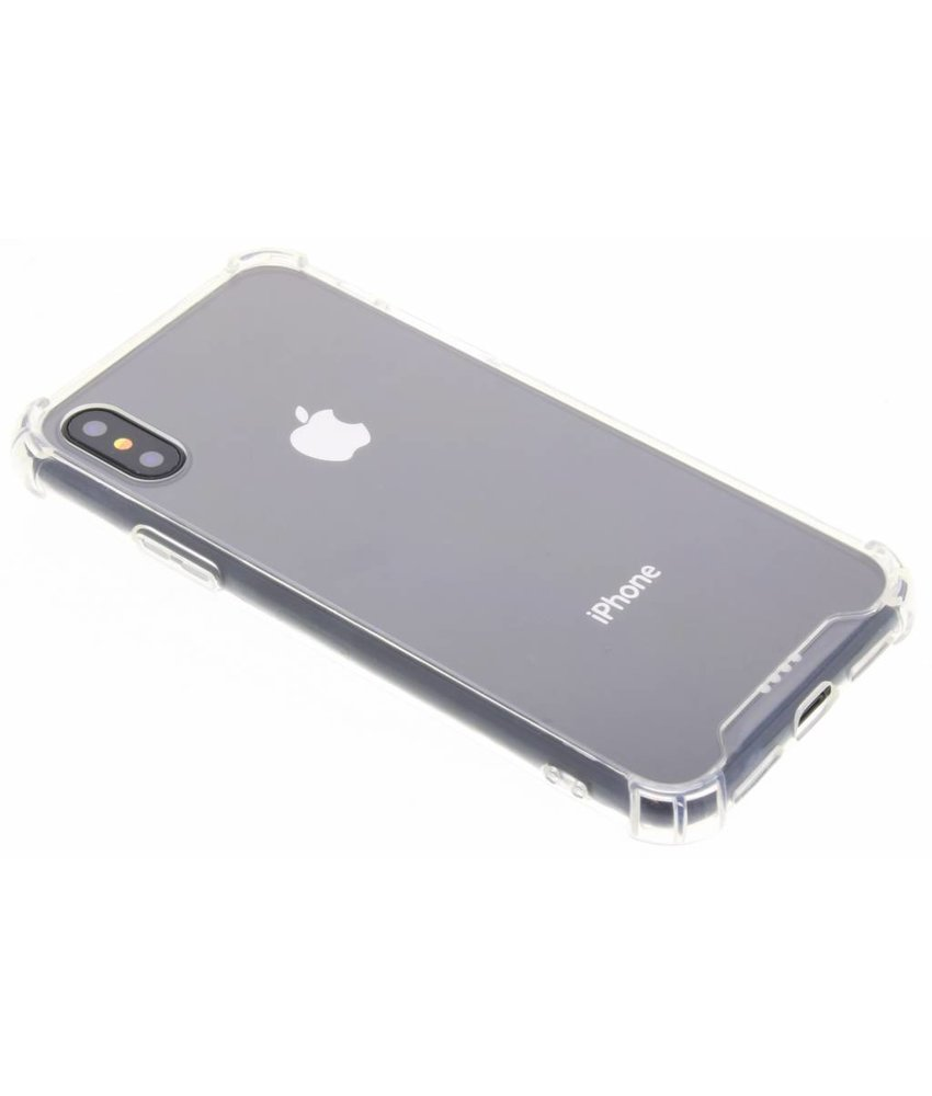 Accezz Transparant Xtreme TPU Cover iPhone X
