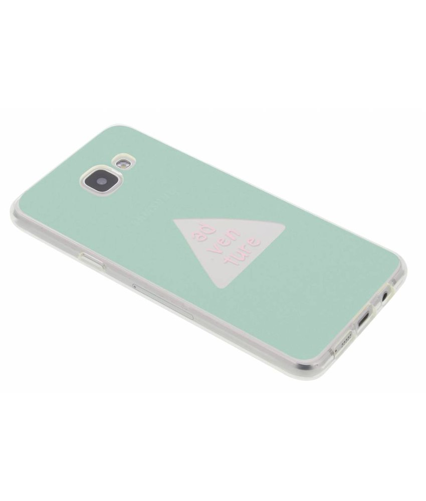 Design TPU hoesje Samsung Galaxy A5 (2016)