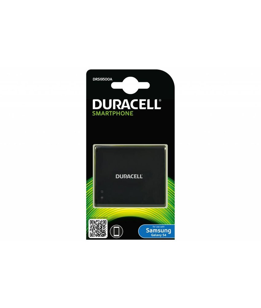 Duracell 2550 mAh batterij Samsung Galaxy S4